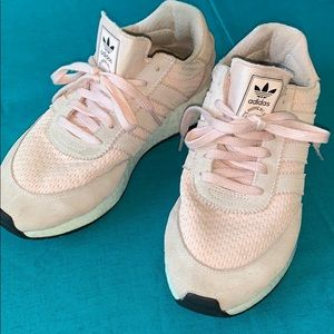 Woman's Used Adidas Sneakers
